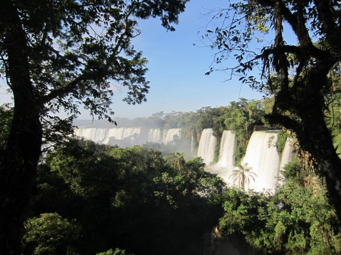 Iguazu Fall. s