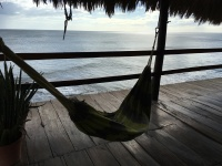 Never was much of a hammock guy before this trip, but it was a great place to disappear and snooze for an hour or so