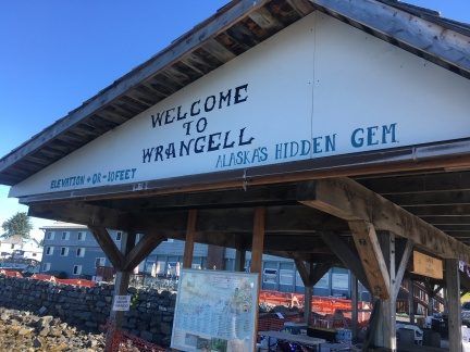 Welcom Wrangell